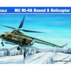 Mi-4A Hound A Helicopter