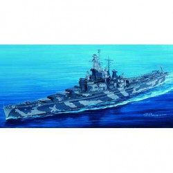 Корабль USS Alabama BB-60