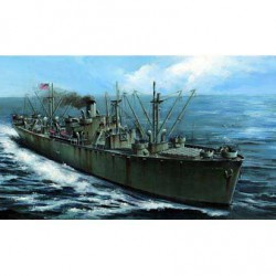Корабль Liberty Ship S.S JOHN W BROWN