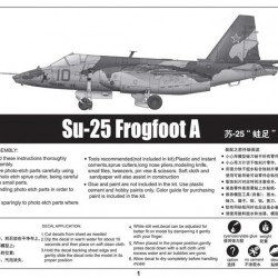 СУ-25 (Frogfoot A - НАТО)