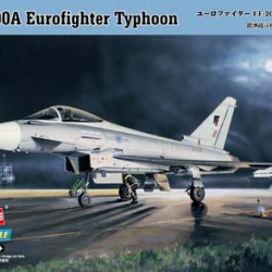 Самолет EF-2000A Eurofighter Typhoon