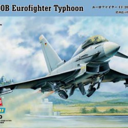 Самолет EF-2000B Eurofighter Typhoon