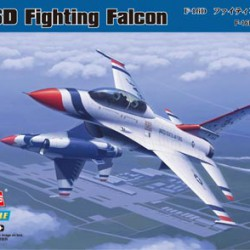 Самолет F-16D Fighting Falcon