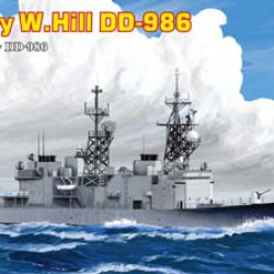 Корабль USS Harry W.Hill DD-986