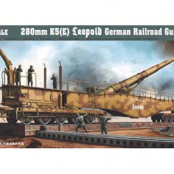 Орудие German 280mm K5(E)Leopold
