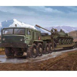 Тягач Soliet Tank Transporter Maz537(medium)