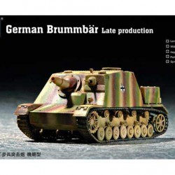 Танк German Brummbar late production