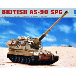 Танк BRITISH AS-90 SPG