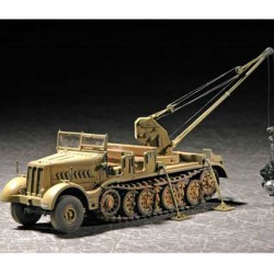 Танк German FAMO Sd.Kfz.9/118T With 6T Bilst Early Version