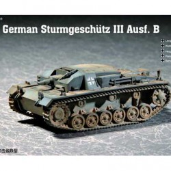 Танк German StuG III Ausf.B