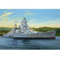 Корабль German Heavy Cruiser Admiral Hipper