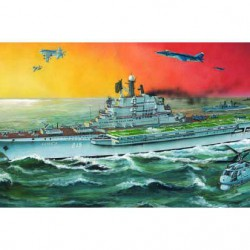 USSR Minsk Aircraft Carrier