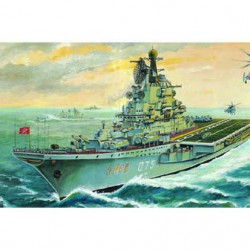 Корабль USSR Kiev Aircraft Carrier
