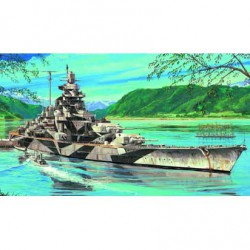 Корабль German Tirpitz 1944 Battleship