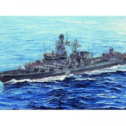 Корабль Russian NAVY Slava Class Cruiser Mar