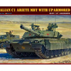 Танк Italian C1 Ariete MBT with uparmored