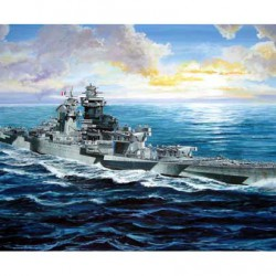 Корабль French Battle Ship Richelieu 1943
