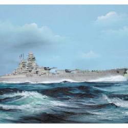 Корабль French Battle Ship Richelieu 1946