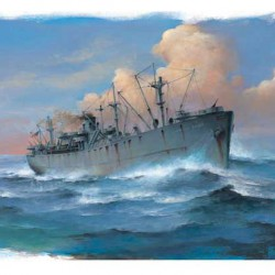 Корабль Liberty Ship S.S. John W Brown