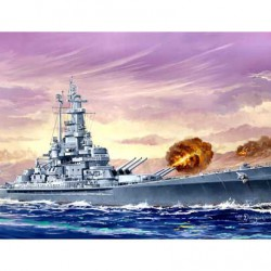 Корабль USS Massachuetts (BB-59)