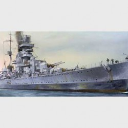 German cruiser Prinz Eugen 1945