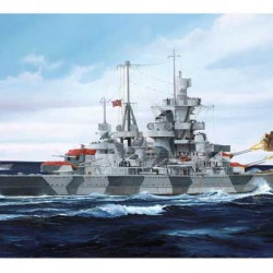 German Cruiser Admiral Hipper 1941