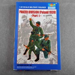 Люди PANZER DIVISION Poland 1939 Part I