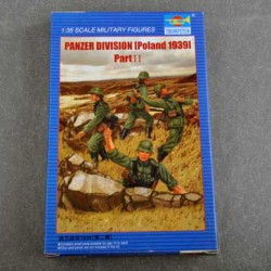 Люди PANZER DIVISION Poland 1939 Part II