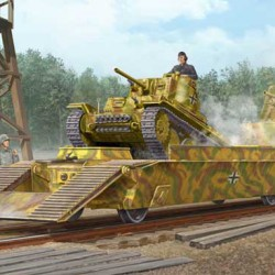 Платформа German Panzertragerwagen