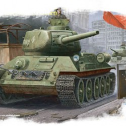 Танк T-34/85 Tank(Model 1944 angle-Jointed t