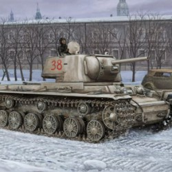 Танк Russian KV-1 Model 1942 Lightweight Cas