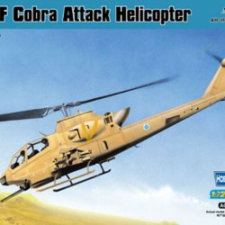 Вертолет AH-1F Cobra Attack Helicopter