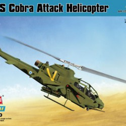 Вертолет AH-1S Cobra Attack Helicopter