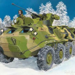 BTR-60PB UPGRADED