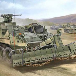 БТР M1132 Stryker Engineer Squad Vehicle AMP