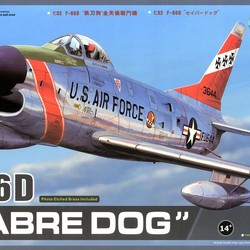 Самолет North American F-86D Sabre Dog