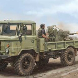 Russian GAZ-66 Light Truck II