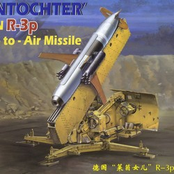Ракетный комплекс German R-3p Rheintochter Surface-to-Air Missile