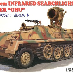 Бронетранспортер sWS 60cm Infrared Searchlight Carrier UHU