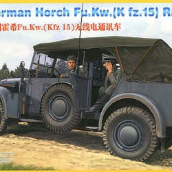 Автомобиль German Horch Fu.Kw.(Kfz.15) Radio Car