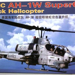 Ударный вертолет US Marine Corps AH-1W Super Cobra Attack Helicopter (3pcs.)