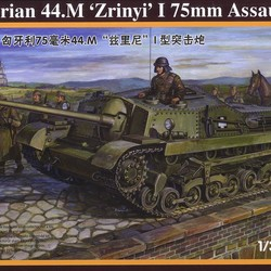 САУ 75mm Assault gun 44m Zrini I