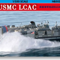 Воздушная подушка USMC LCAC (Landing Craft Air Cushion)