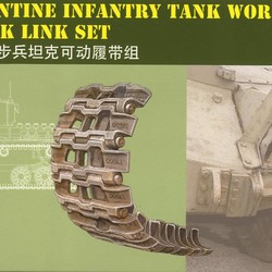 Траки для Valentine Infantry Tank Workable Track Link Set