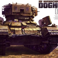 Израильская штурмовая машина IDF Nagmachon Heavy APC Doghouse Early