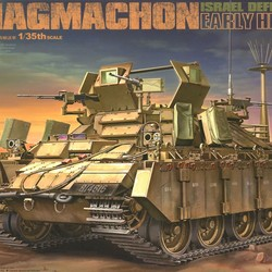 Израильский танк IDF Nagmachon Early Heavy APC
