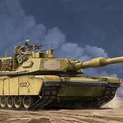 Танк Абрамс US M1A2 SEP MBT