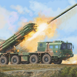 Китайская РСЗО PHL-03 (Multiple Launch Rocket System)