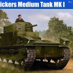 Танк Vickers Medium MK I